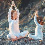 Meditation per Live Übertragung